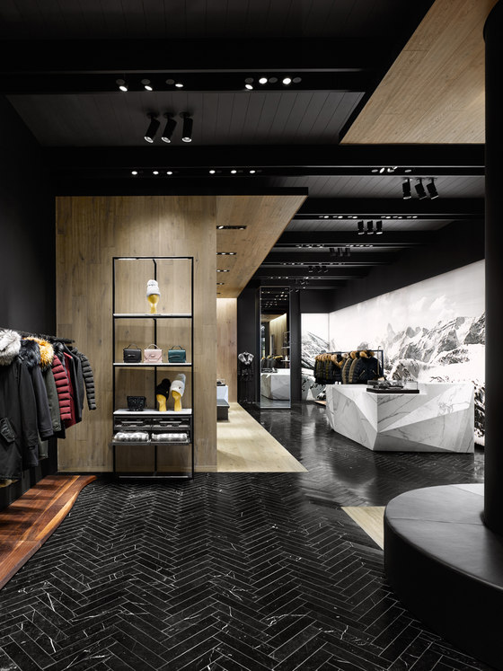 Mackage Tec Yorkdale By Burdifilek Shop Interiors