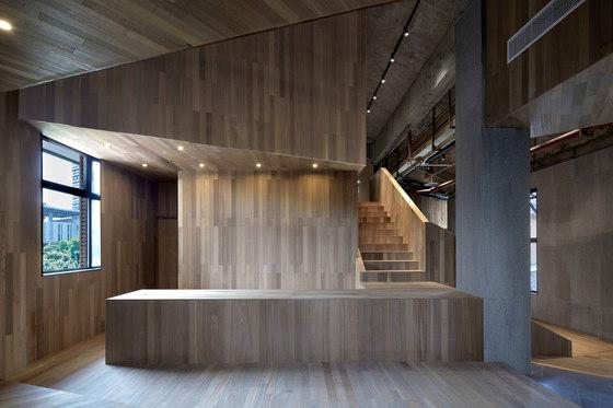 Produzione di mobili per ufficio. Zhongshan Road Coworking Space Di Vary Design Spazi Ufficio