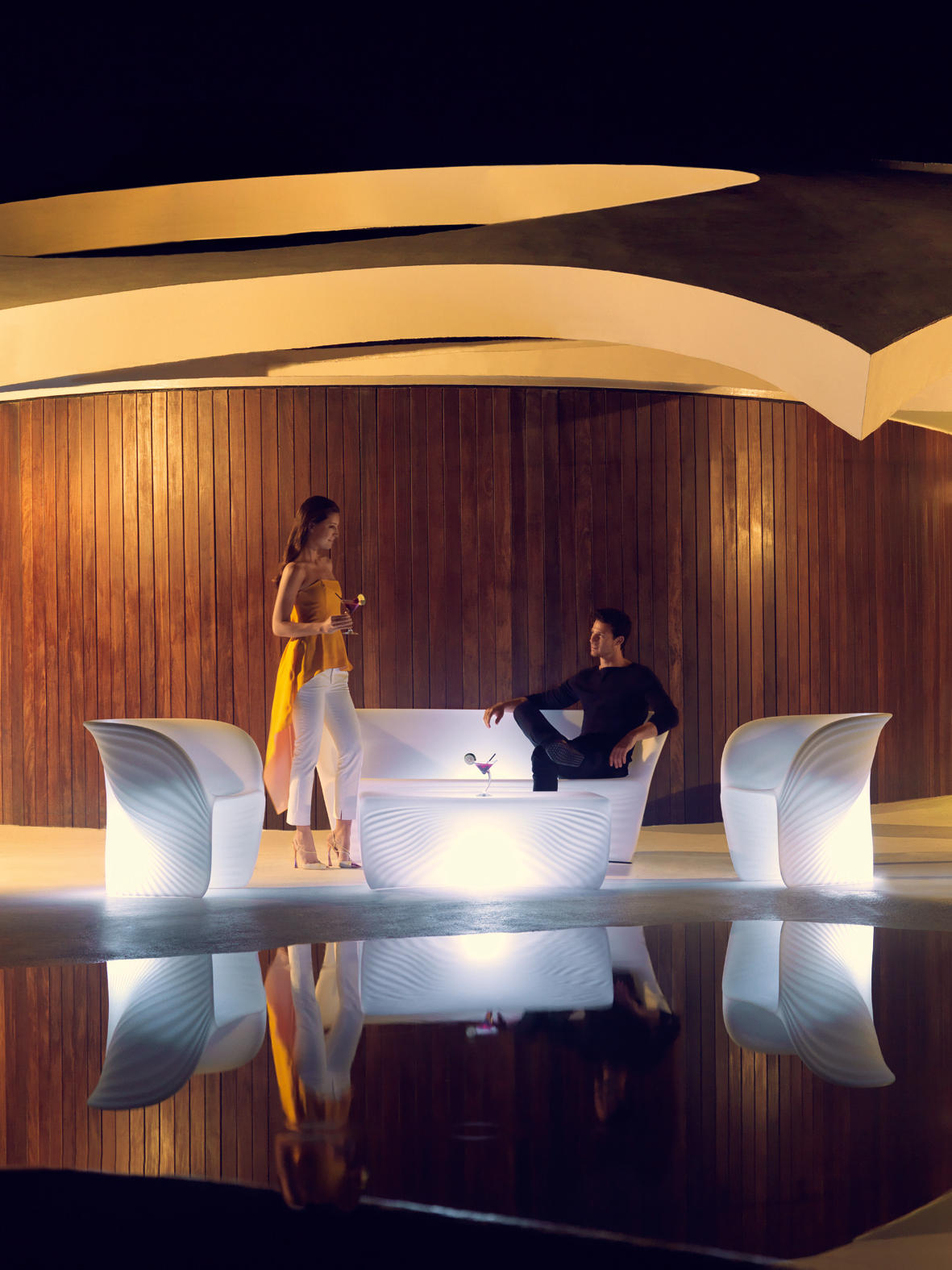 BIOPHILIA TABLE Dining Tables From Vondom Architonic