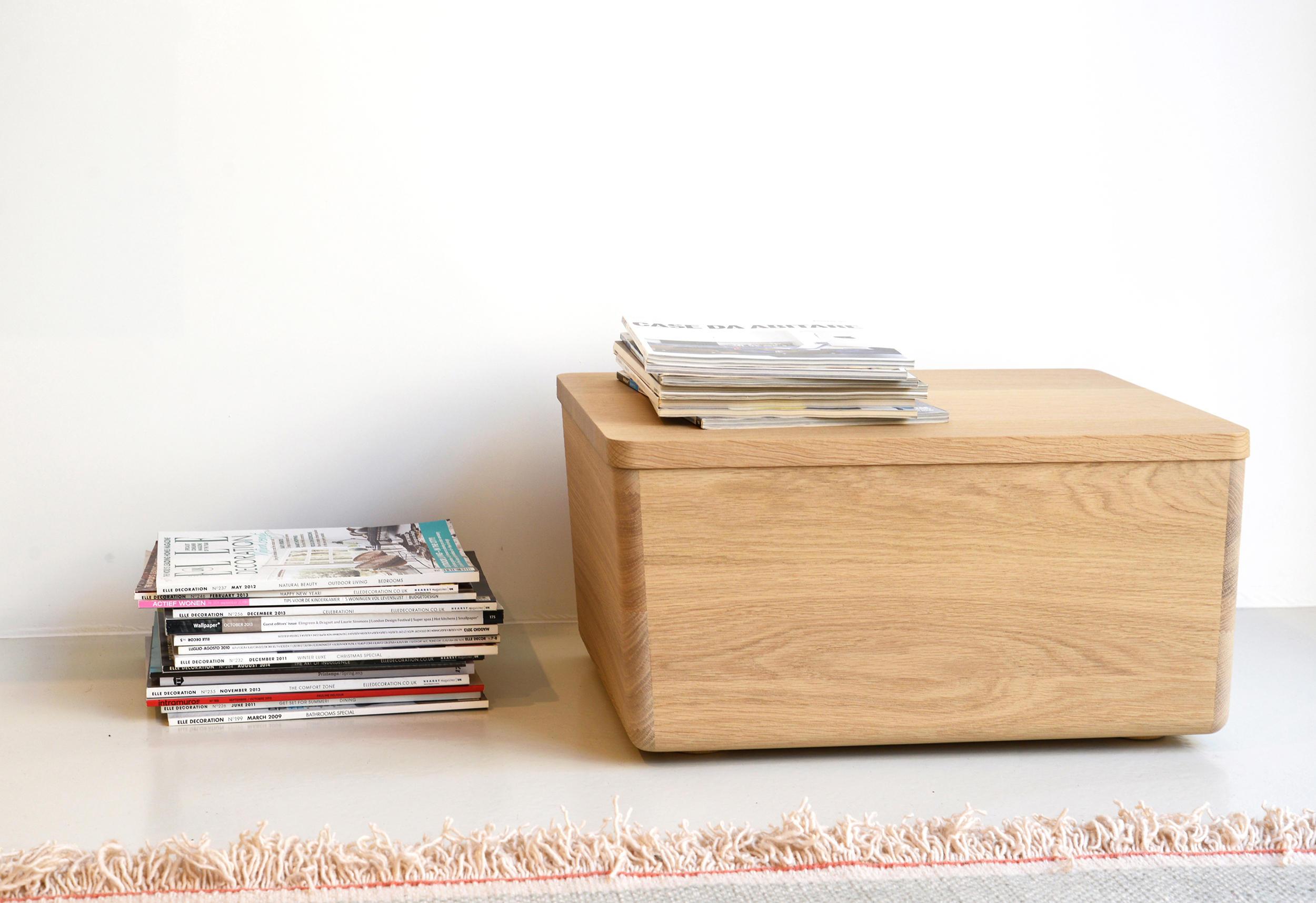 side table and storage unit medium