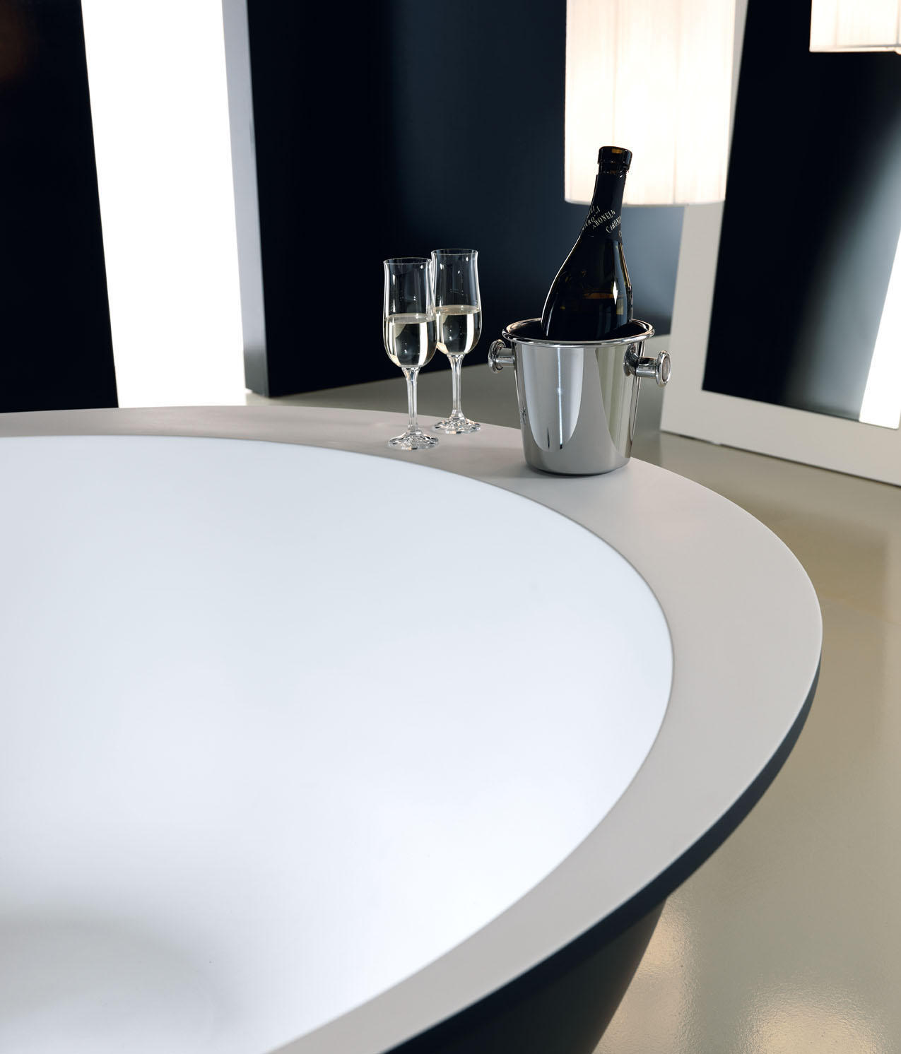PARTY Free Standing Baths From Mastella Design Architonic