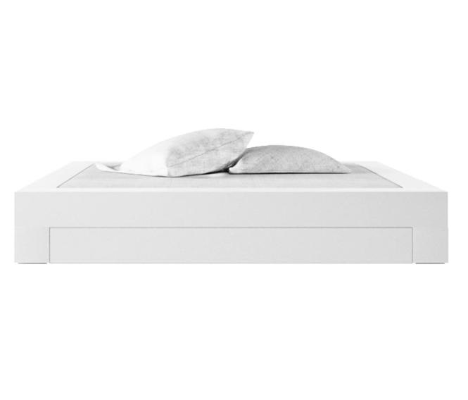 Somnium Bed With Drawer By Rechteck Double Beds