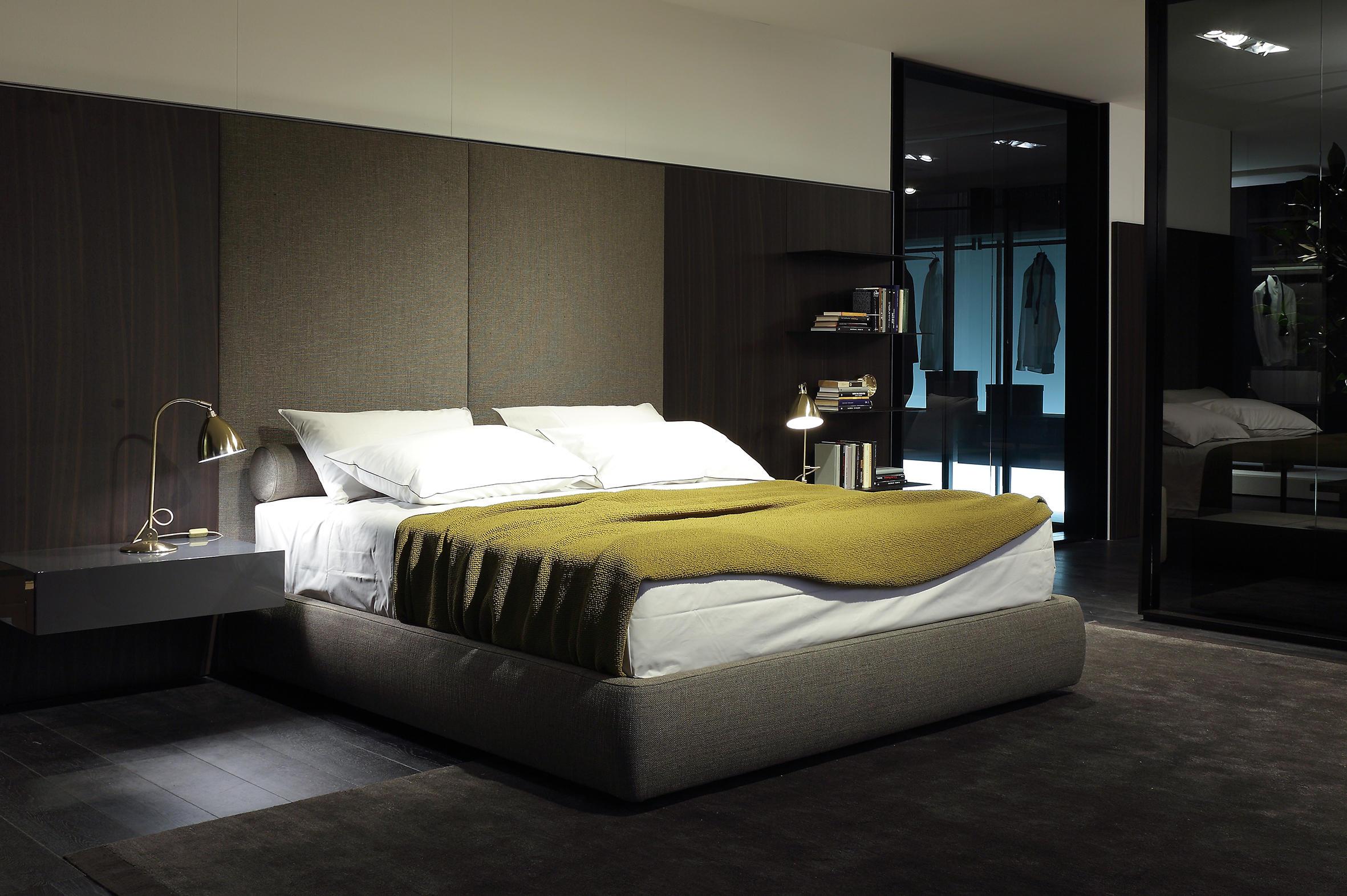 Le camere da letto poliform sono l'ambiente in cui. Laze Letto Letti Poliform Architonic