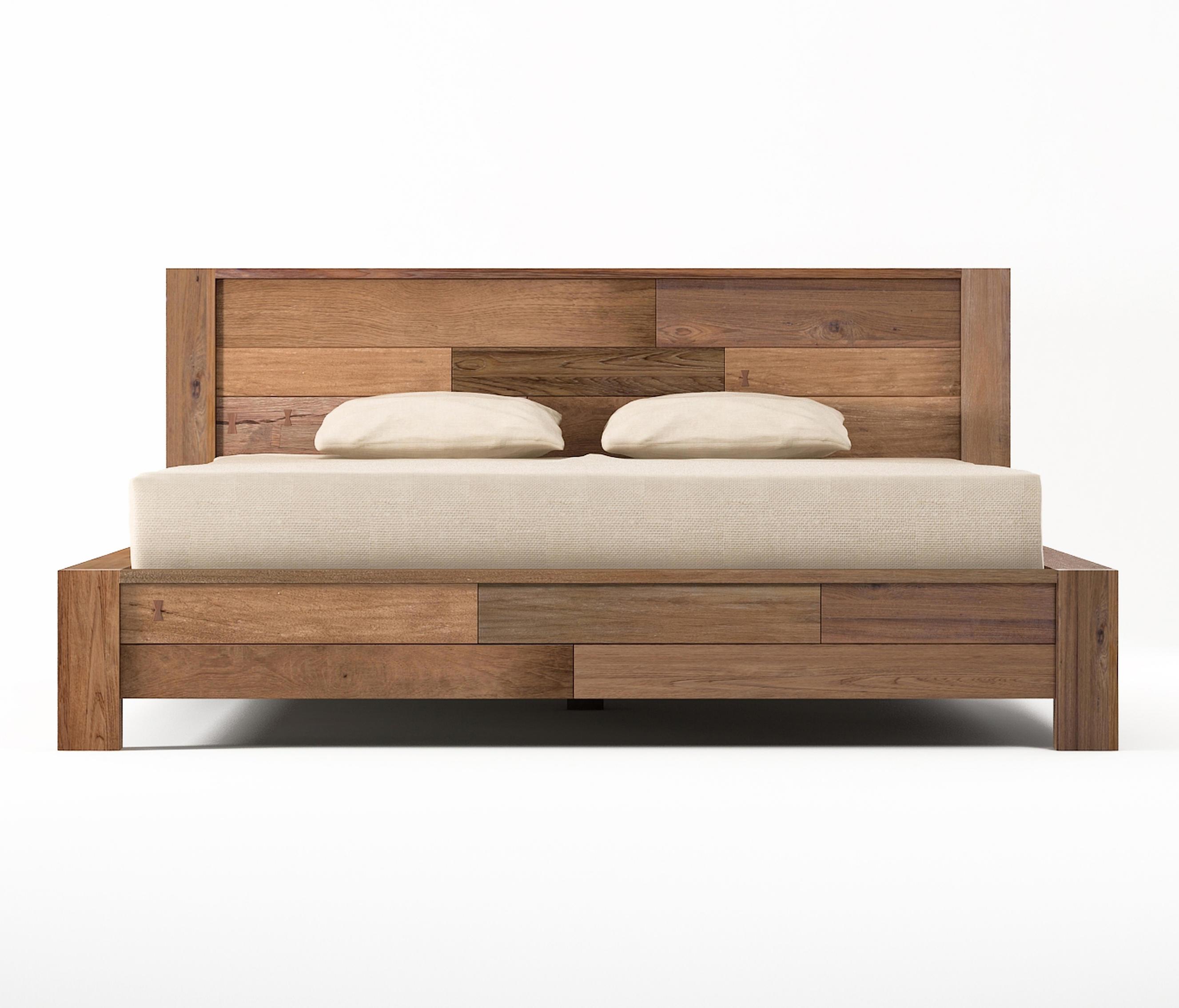 Organik European King Size Bed