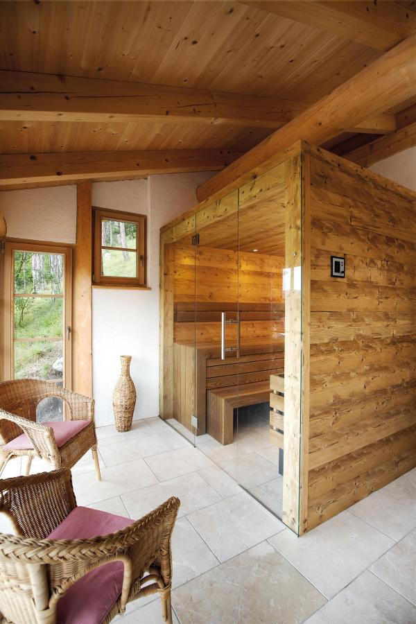 Spruce Outdoor sauna & designer furniture | Architonic