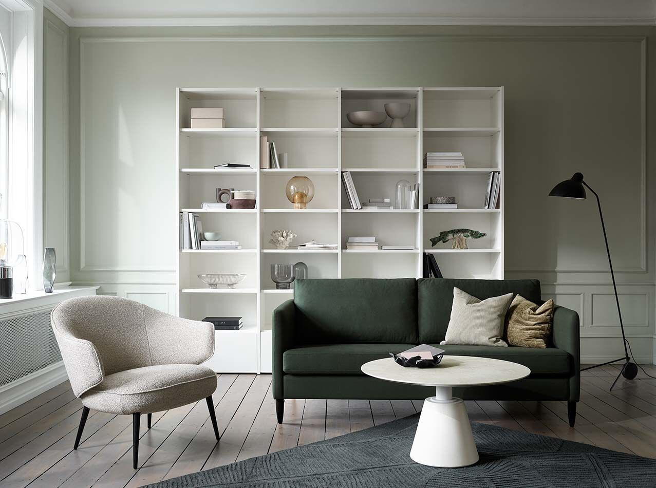 charlotte lounge chair 1490 architonic