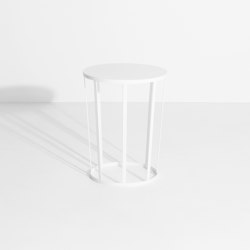 hollo stool side tables from petite
