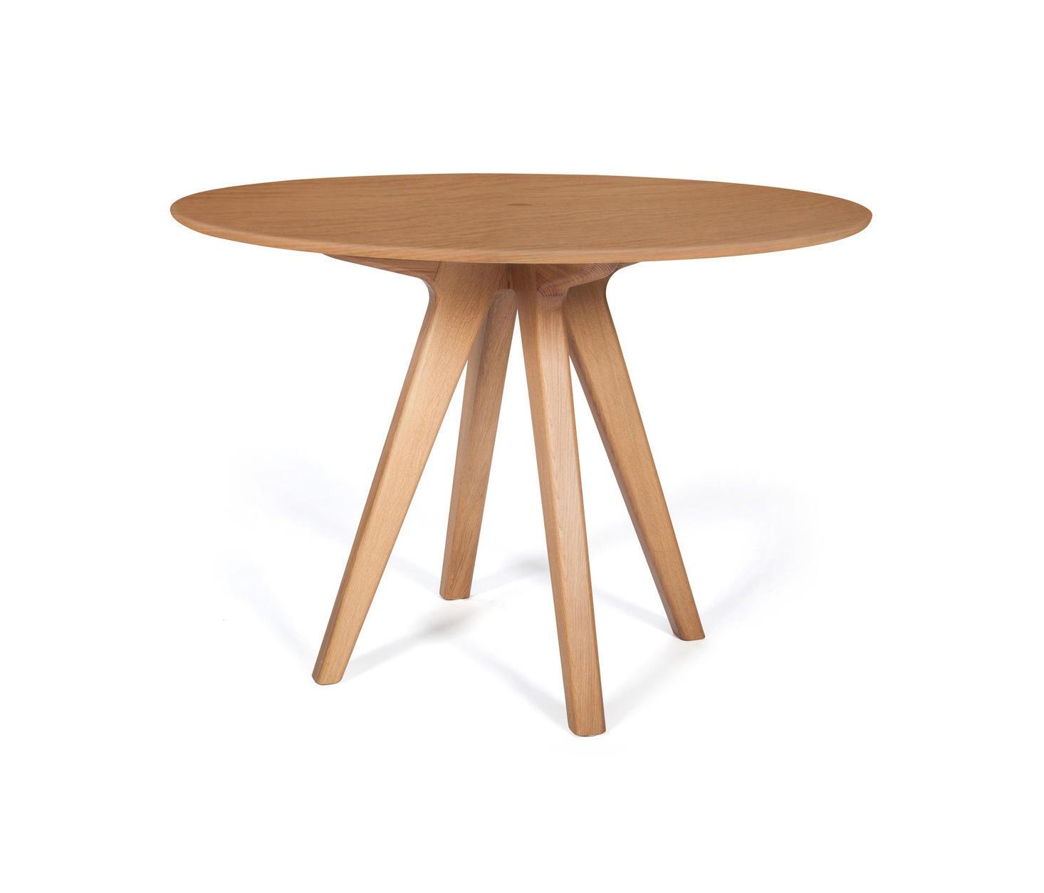 Arthur S Round Dining Table 30 Em Architonic