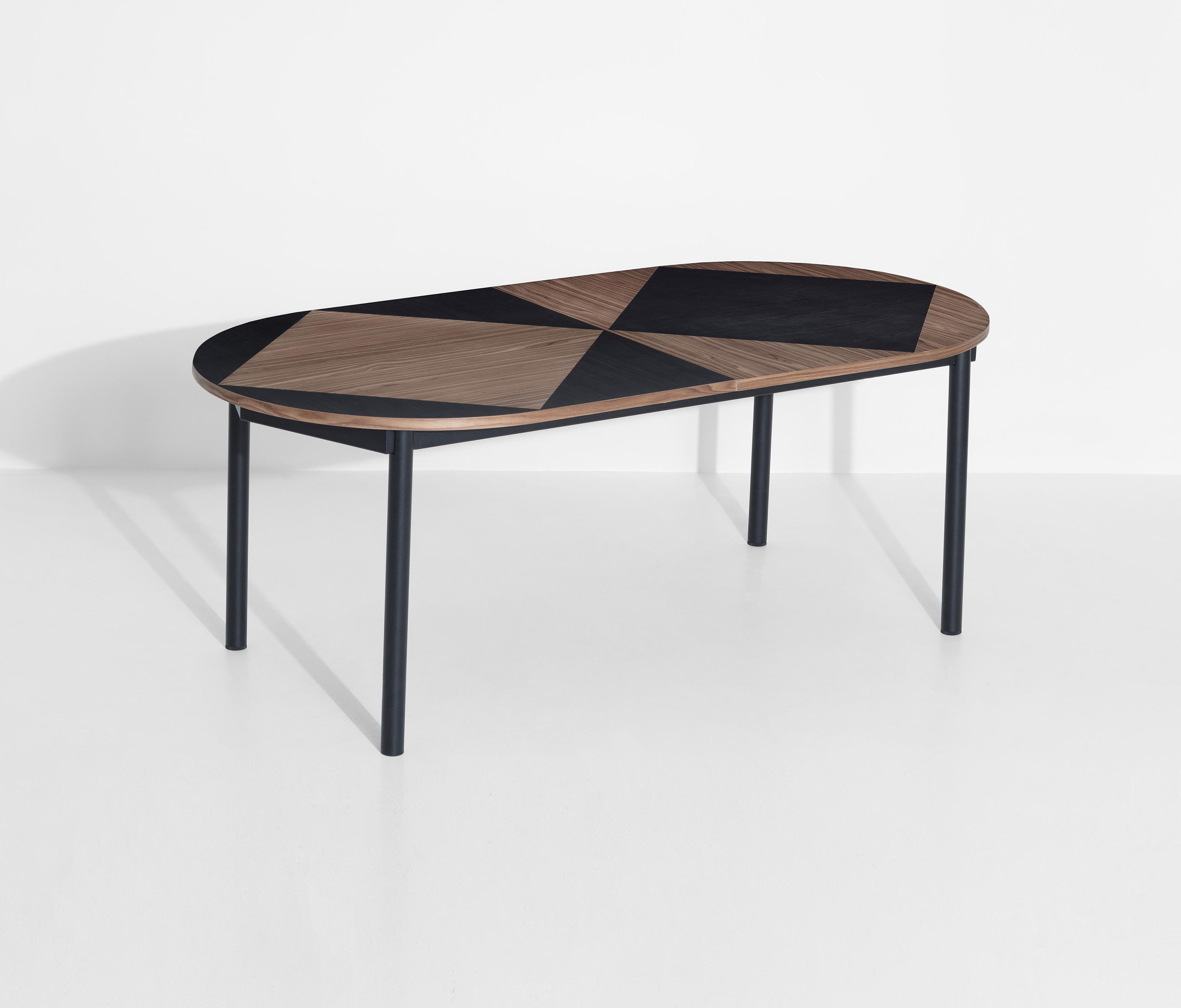 tavla oval extensible table architonic