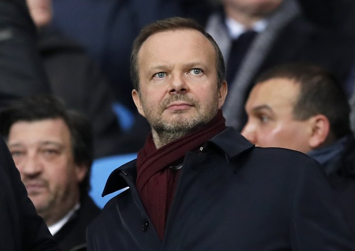 Manchester United executive vice-chairman Ed Woodward said conversations were taking place over expanding the Champions League