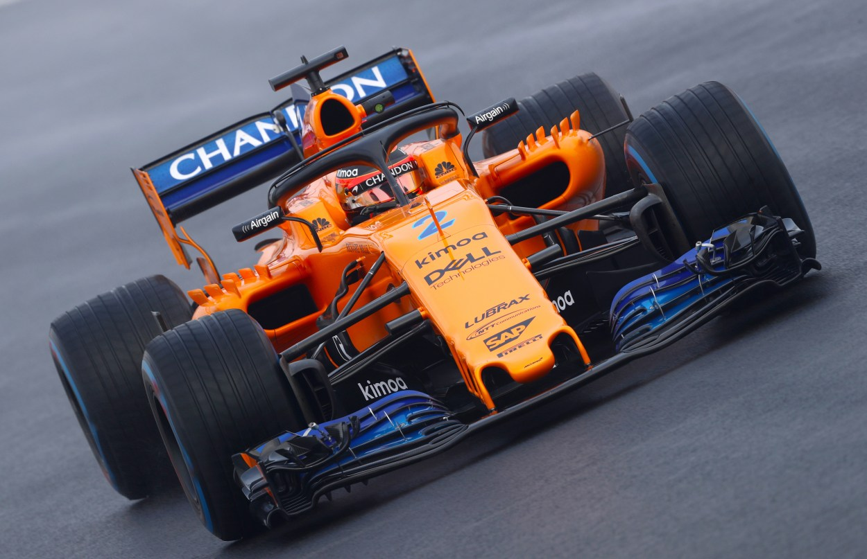 Formula One Pre-Season Testing – Day Four – Circuit de Barcelona-Catalunya