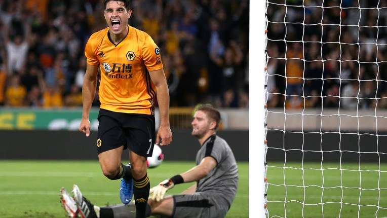 Pedro Neto aiming to get even better at Wolves | BT Sport