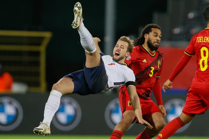 Belgium v England – UEFA Nations League – League A – Group 2 – King Power Stadion At Den Dreefts