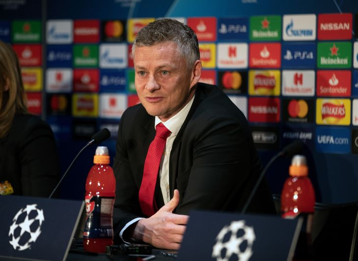 Pique has been impressed by Solskjaer's start as manager
