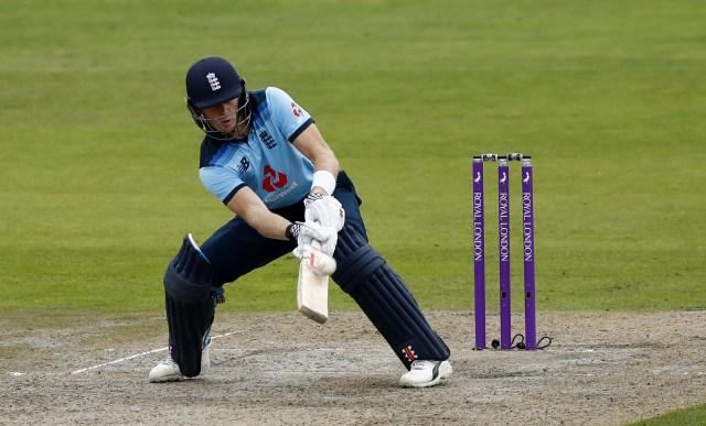 George spoke to England batsman Sam Billings