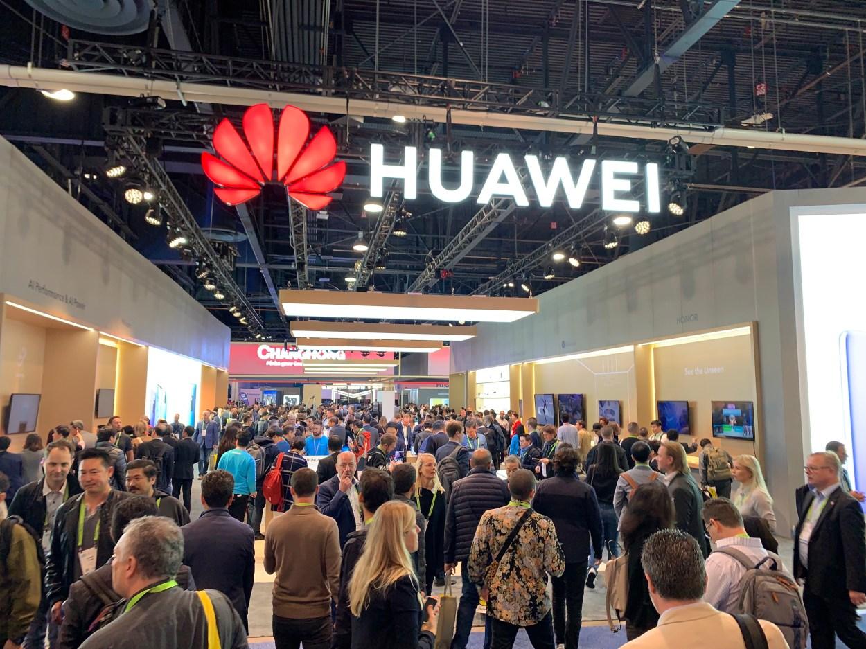 Consumer Electronics Show in Las Vegas