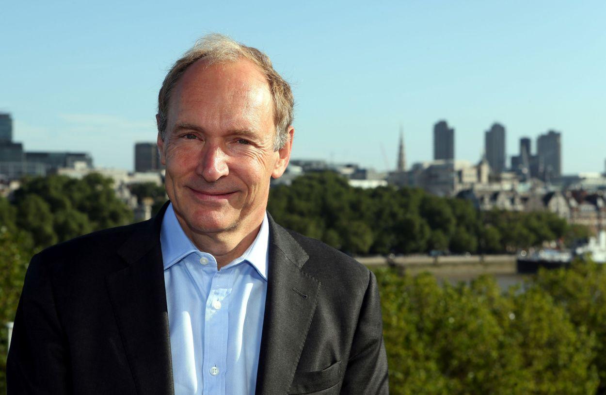 Web inventor Sir Tim Berners-Lee