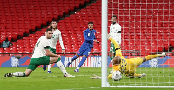 England v Republic of Ireland – International Friendly – Wembley Stadium