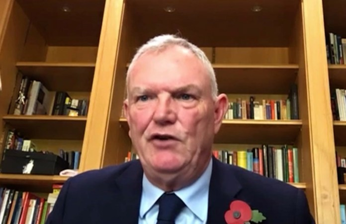 Clarke apologised for the offence caused by his choice of words while speaking to the DCMS select committee via video link