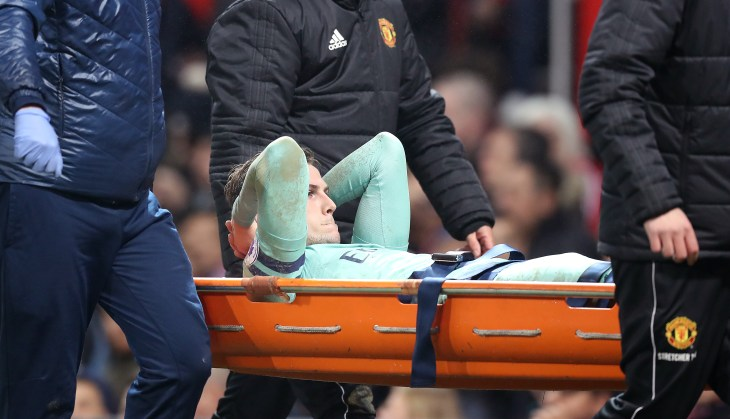 Arsenal defender Rob Holding faces a lengthy absence with a knee injury