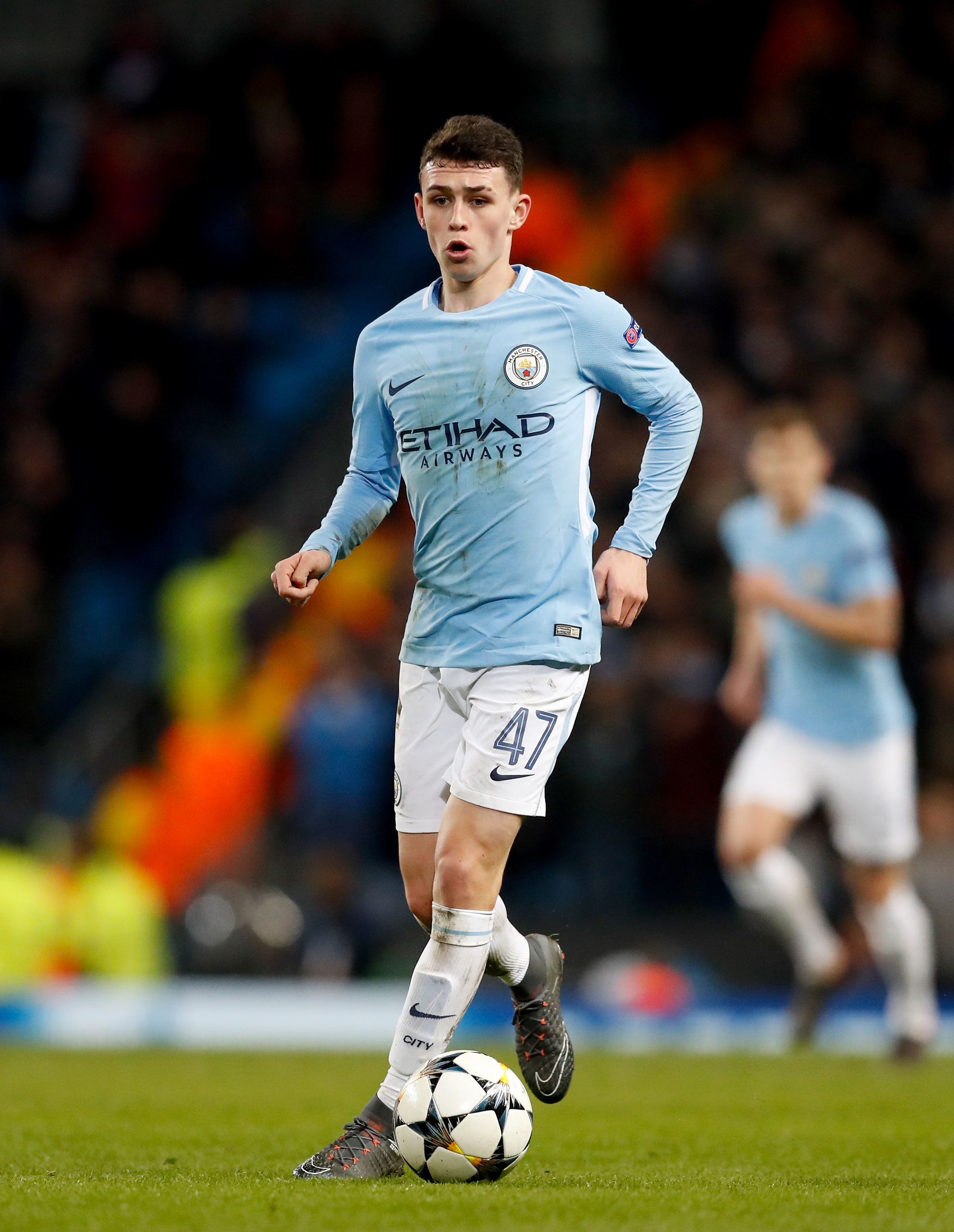 Phil Foden impressed again for Manchester City on Sunday