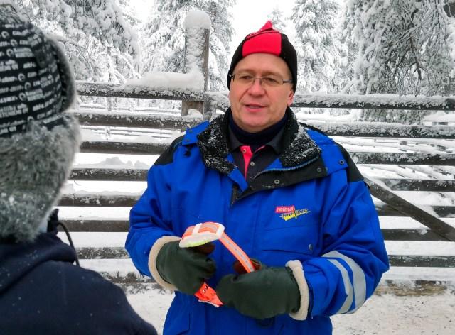 Finland Reindeer Tech