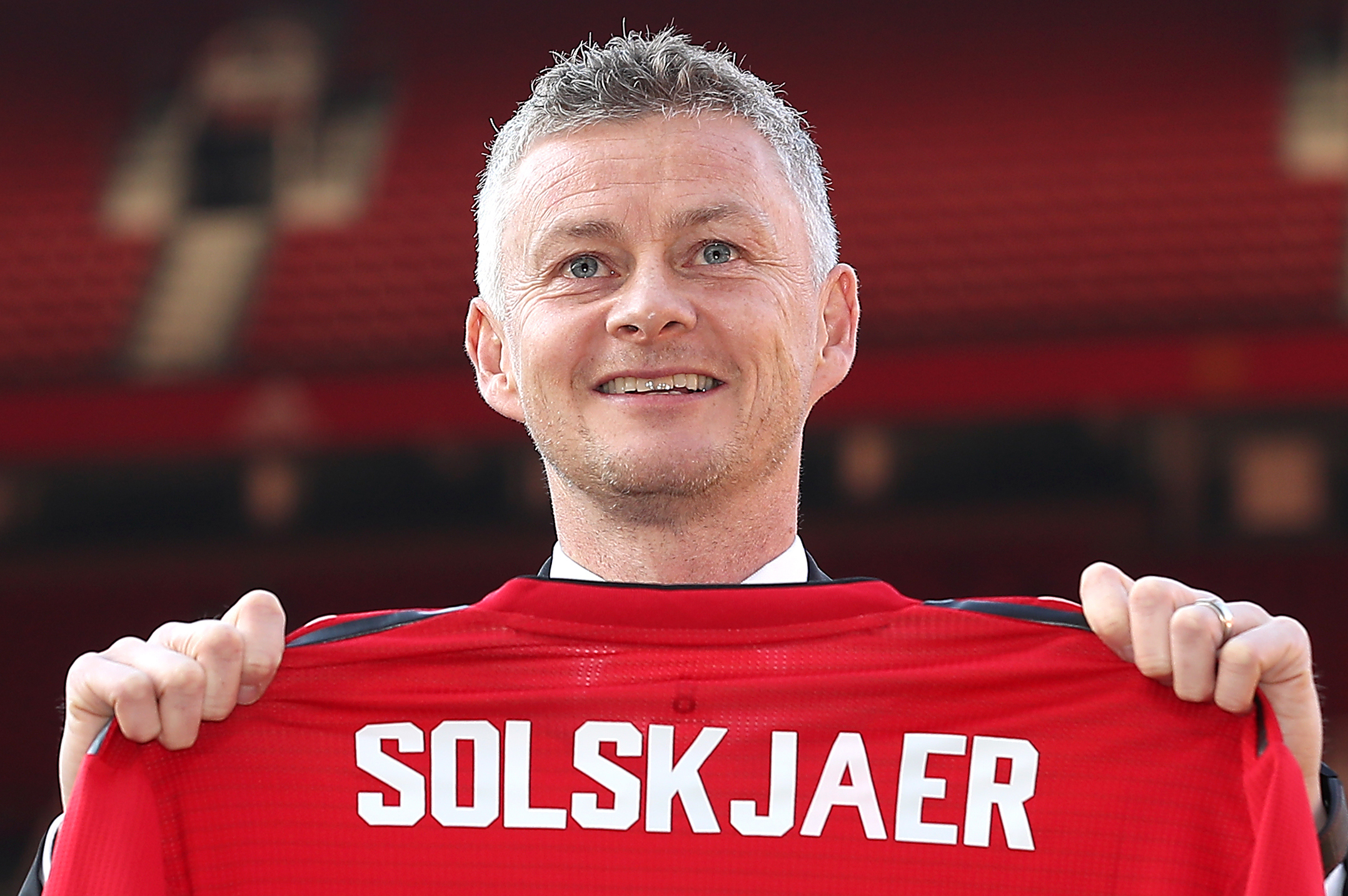 Ole Gunnar Solskjaer was appointed United's permanent manager in March