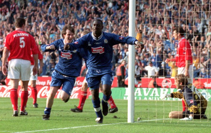 Emile Heskey had a successful spell at Leicester