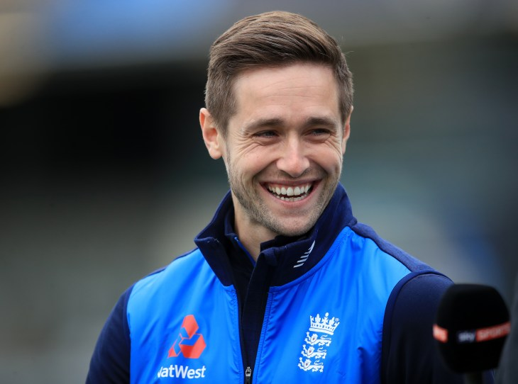 Chris Woakes realises there is a fight on for his place