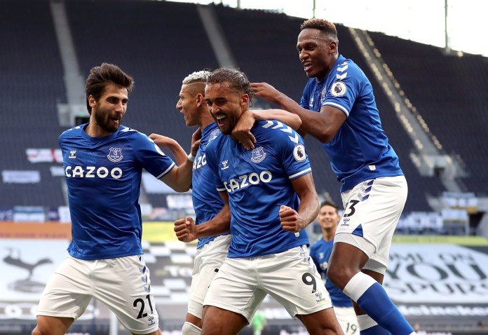 Everton have started the season on fire