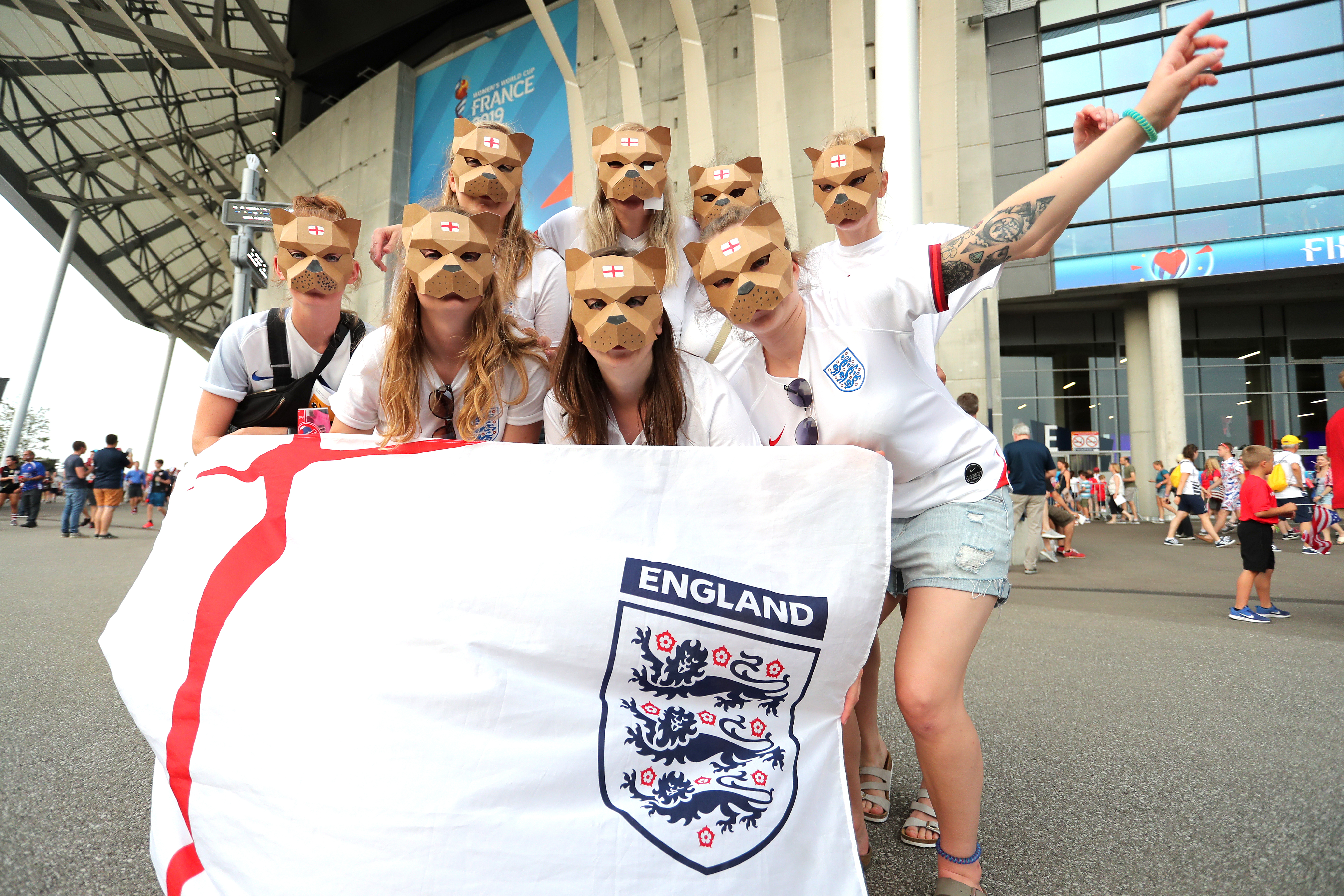 England won plenty of fans with their performances in France