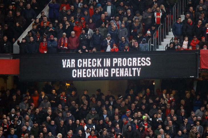 Manchester United v Reading – Emirates FA Cup – Third Round – Old Trafford