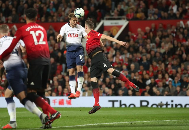 Harry Kane has not scored since Tottenham's 3-0 win at Manchester United last month (Nick Potts/PA).