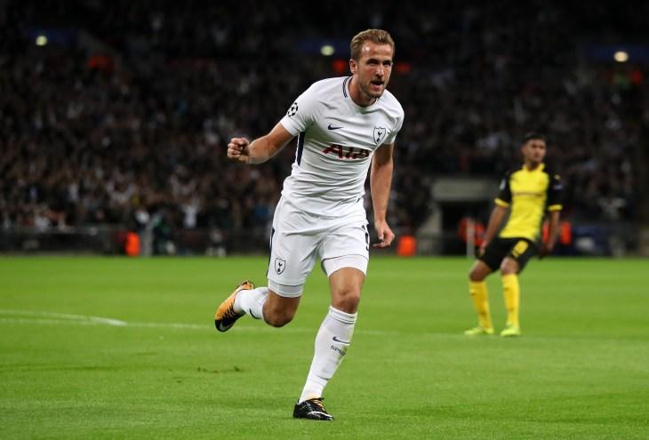 Tottenham Hotspur v Borussia Dortmund – UEFA Champions League – Group H – Wembley