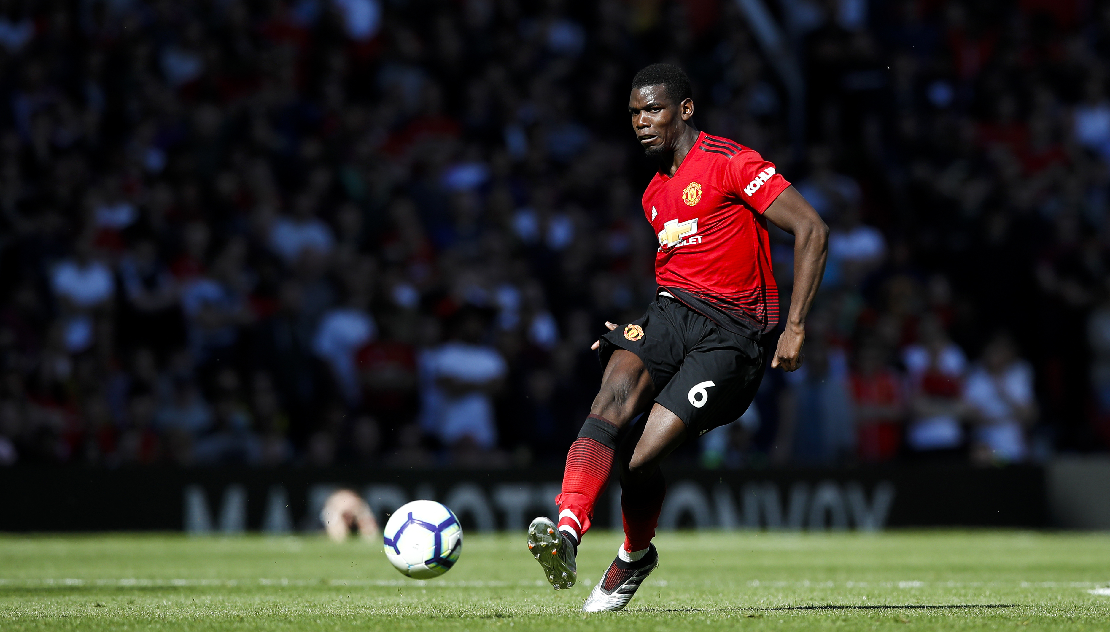 Paul Pogba has been in form during pre-season