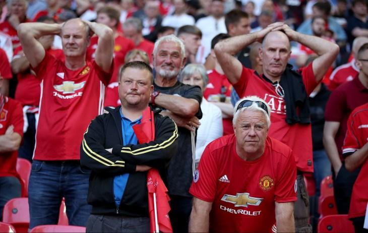 Chelsea v Manchester United – Emirates FA Cup – Final – Wembley Stadium