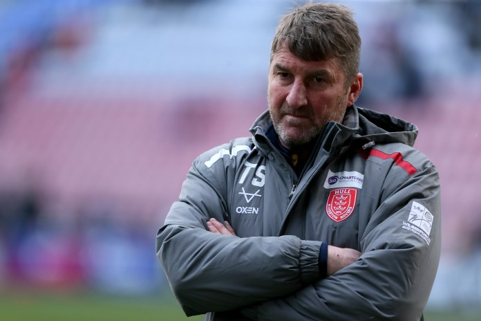 Hull KR coach Tony Smith revealed Tuesday's game against Salford was almost called off
