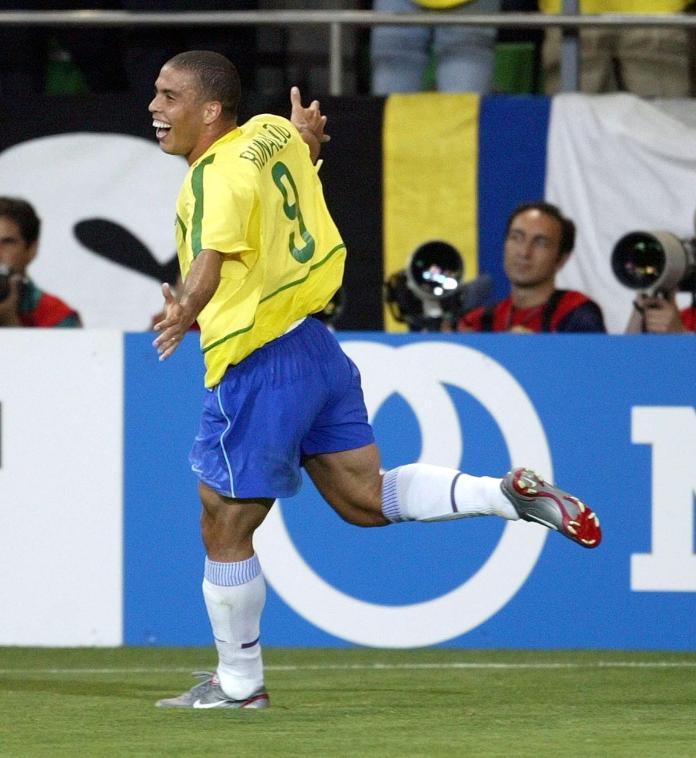 Ronaldo was a brilliant goalscorer