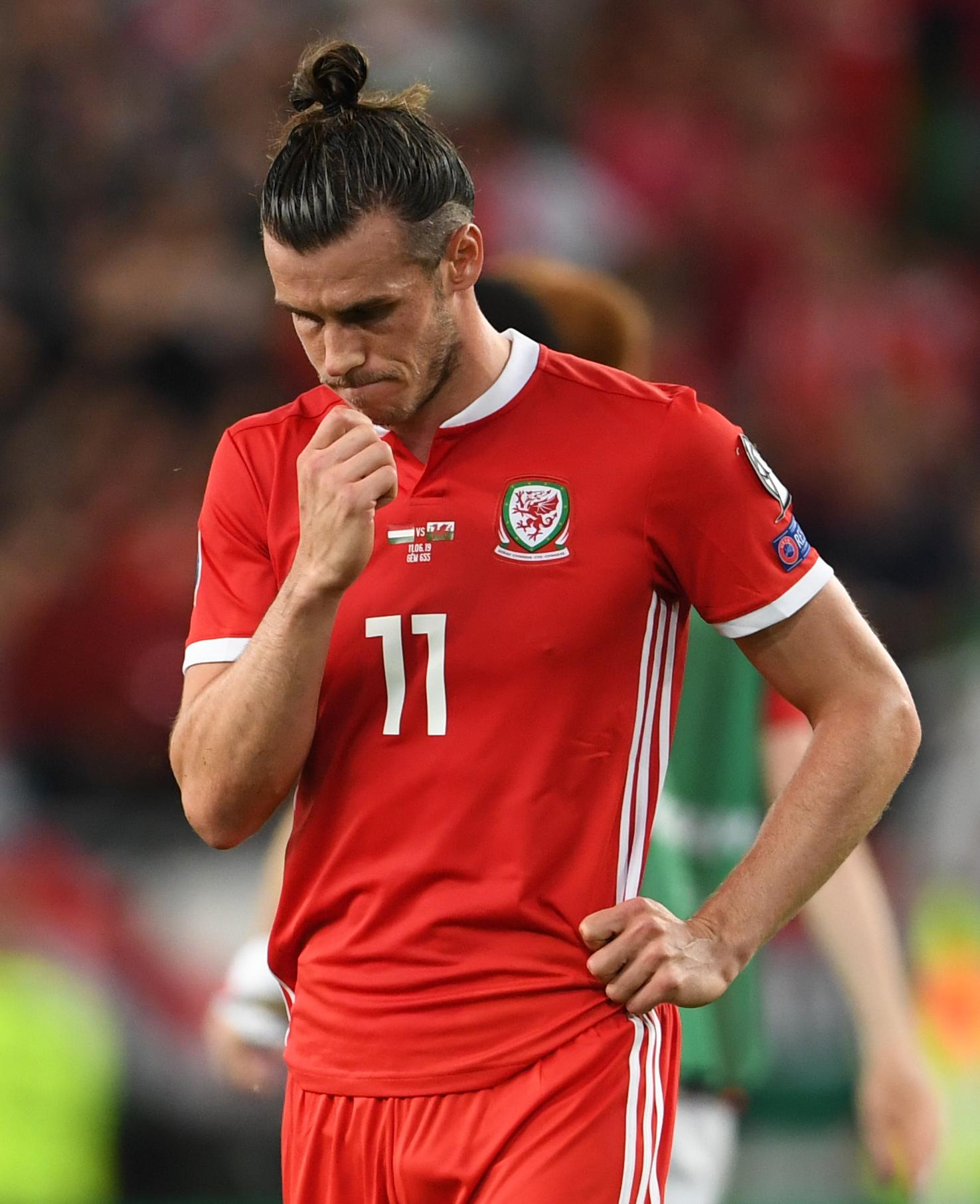 Hungary v Wales – UEFA Euro 2020 Qualifying – Group E – Groupama Arena
