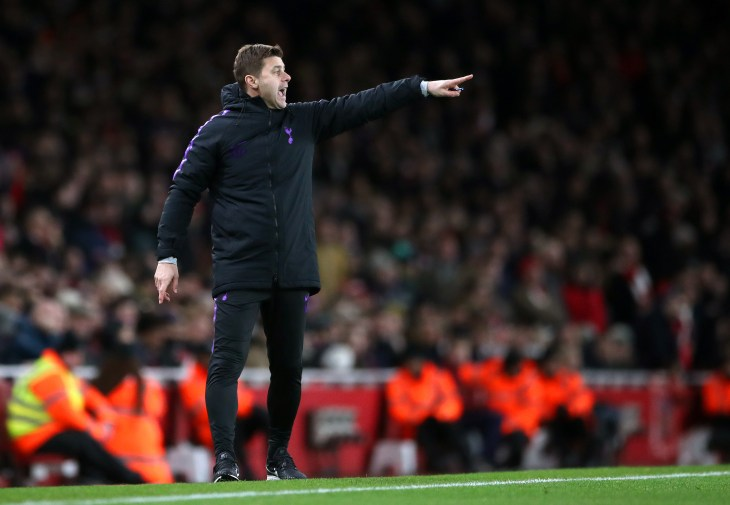 Mauricio Pochettino was reportedly monitoring Sancho's availability before his move to Germany