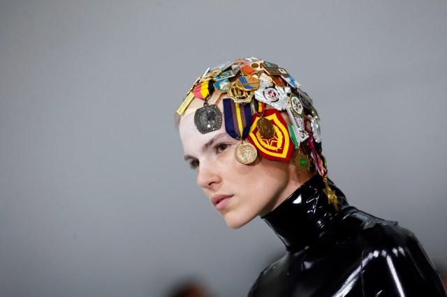 Paris Fashion A.F. Vandevorst