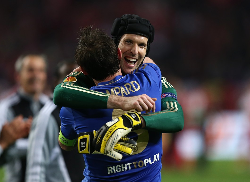 Lampard and Cech could be set for a Stamford Bridge reunion
