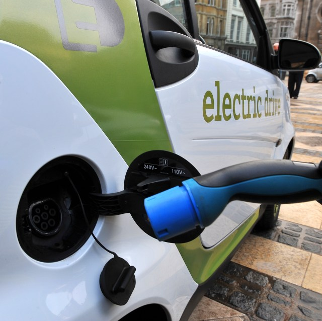 Electric car grant