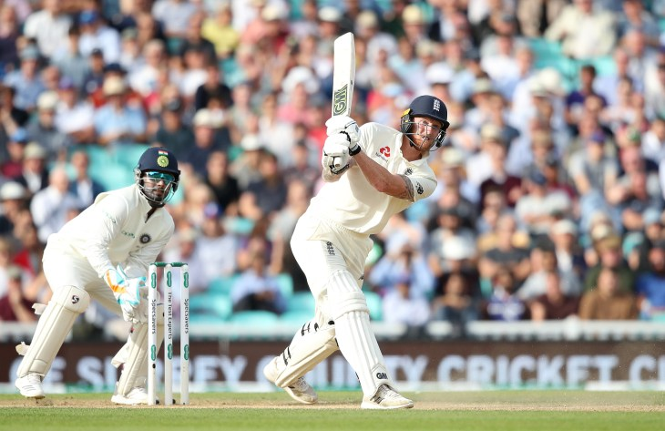 Stokes made a successful return to England action this summer