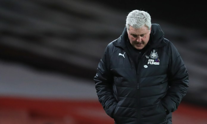 Steve Bruce is convinced he is the man to turn Newcastle's fortunes around