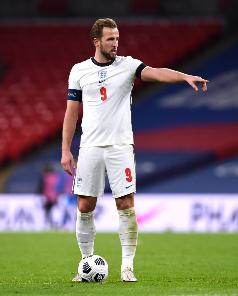 Captain Harry Kane spurred youthful England team to victory – Gareth  Southgate | BT Sport