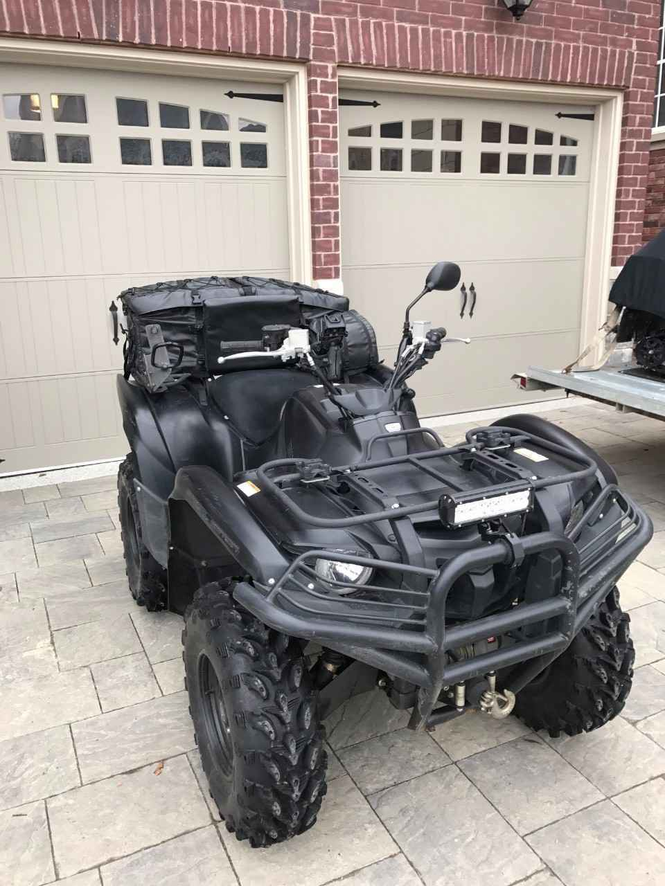 Used Yamaha Grizzly 700 Fi Auto 4x4 Eps Special