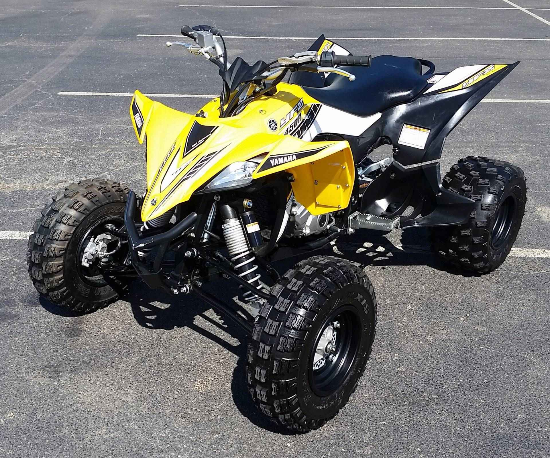 Used Yamaha Yfz450r Se Atvs For Sale In Oklahoma On