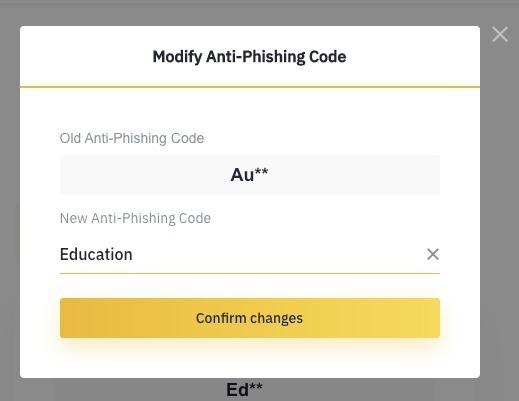 Mã Anti-Phishing (chống lừa đảo) là gì?