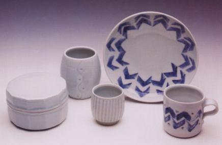 200111 キャシーラッシャー磁器展